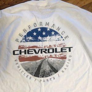 XL Chevrolet T-shirt